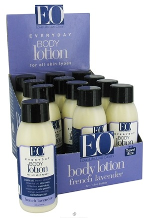 Zoom View - Body Lotion Travel Size