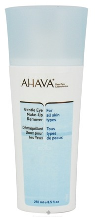 DROPPED: AHAVA - The Source Gentle Eye Make-Up Remover For All Skin Types - 8.5 oz. CLEARANCE PRICED