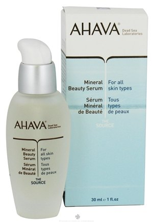 DROPPED: AHAVA - The Source Mineral Beauty Serum For All Skin Types - 1 oz. CLEARANCE PRICED