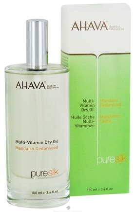 Zoom View - Pure Spa PureSilk Multi-Vitamin Dry Oil