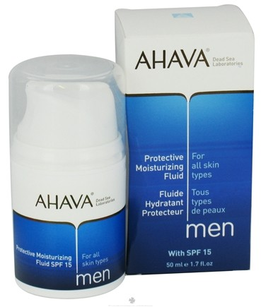 Zoom View - Men Protective Moisturizing Fluid For All Skin Types
