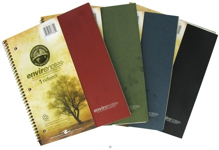 "DROPPED: Roaring Spring - Environotes Notebook 1 Subject College Ruled Recycled 11"" x 9"" - 100 Sheet(s) CLEARANCE PRICED"