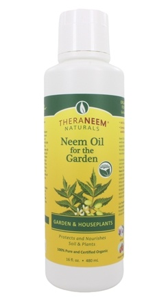 Organix South - TheraNeem Organix Need Oil For The Garden & Houseplants - 16 oz.
