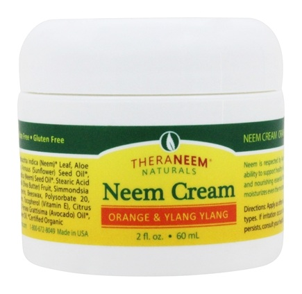 Zoom View - TheraNeem Organix Neem Cream
