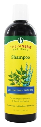 Zoom View - TheraNeem Organix Shampoo Volumizing Therape