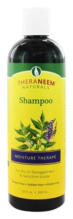 Zoom View - TheraNeem Organix Shampoo Moisture Therape