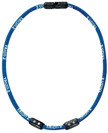 Zoom View - Single Loop Magnetic Ionic Necklace Large