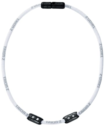 DROPPED: Trion:Z - Single Loop Magnetic Ionic Necklace Small White - CLEARANCE PRICED