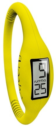 DROPPED: RumbaTime - Watch Original Collection Large Lemon Drop Yellow - CLEARANCE PRICED