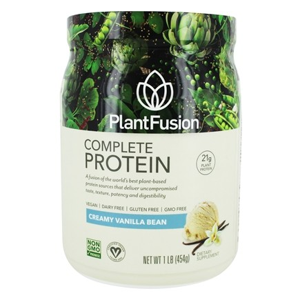 Zoom View - Nature's Most Complete Plant Protein