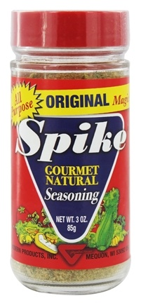 Modern Products - Spike Gourmet Natural Seasoning Original Magic - 3 oz.