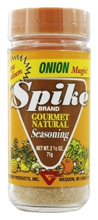 DROPPED: Modern Products - Spike Gourmet Natural Seasoning Onion Magic - 2.5 oz.