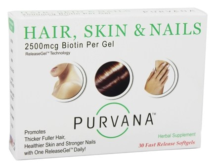 Zoom View - Purvana Hair Skin & Nails