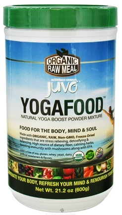 DROPPED: Juvo Inc. - YogaFood Natural Yogo Boost Powder Mixture - 21.2 oz. CLEARANCE PRICED