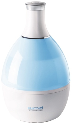 TriBest - Tribest Humio Humidifier & Night Lamp with Aroma Oil Compartment HU1020