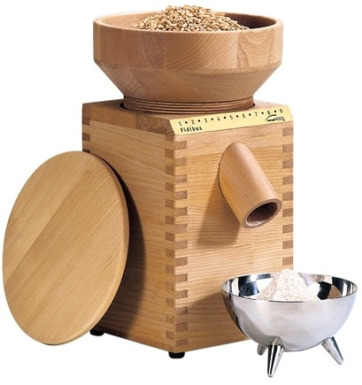 Zoom View - Wolfgang Grain Mill WM-001