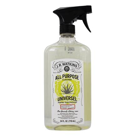 DROPPED: JR Watkins - Natural Home Care All Purpose Cleaner Aloe & Green Tea - 24 oz. CLEARANCE PRICED