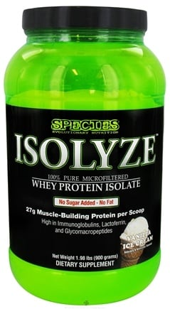 Zoom View - Isolyze Whey Protein Isolate