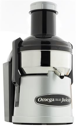 Zoom View - Big Mouth Fruit and Vegetable Juicer Omega Model BMJ330