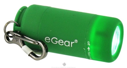 Zoom View - eGear Jolt USB Mini Flashlight