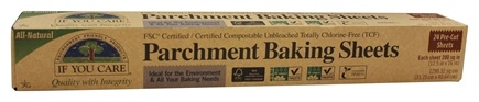 Zoom View - Parchment Baking Sheets Unbleached Totally Chlorine-Free (TCF)