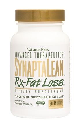 Nature's Plus - Advanced Therapeutics SynaptaLean RX-Fat Loss - 60 Tablets