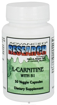 Zoom View - L-Carnitine with B1