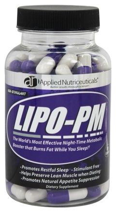 Zoom View - Lipotrophin-PM Night-Time Metabolic Booster