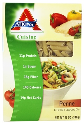 DROPPED: Atkins Nutritionals Inc. - Cuisine Penne Pasta - 12 oz.