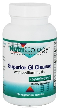Zoom View - Superior GI Cleanse with Psyllium Husks