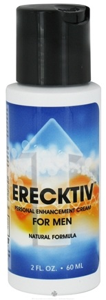 Zoom View - Erecktiv Personal Enhancement Cream for Men