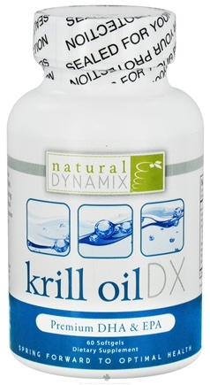Zoom View - Krill Oil DX
