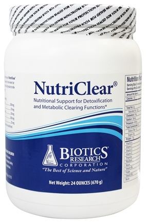 Zoom View - NutriClear Detox and Metabolic Clearing Support