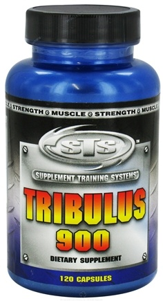 DROPPED: Supplement Training Systems - Tribulus 900 mg. - 120 Capsules