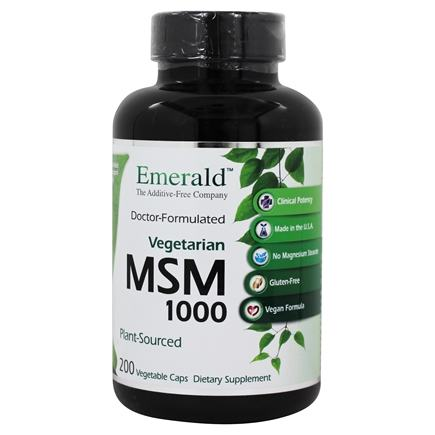 Zoom View - MSM Joint Support Vegetarian