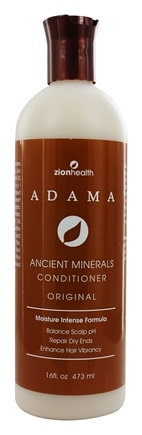 Zoom View - Adama Clay Minerals Conditioner Moisture Intense Formula
