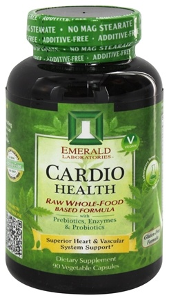 Zoom View - Cardio Health Raw Whole-Food Based Formula