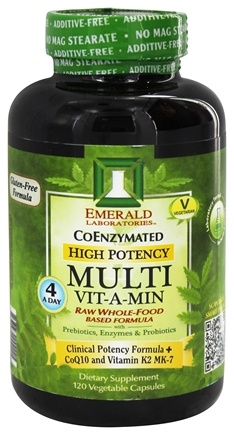 Zoom View - Multi Vit-A-Min Raw Whole-Food Based Formula