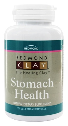 DROPPED: Redmond Trading - Redmond Clay Stomach Health - 120 Capsules