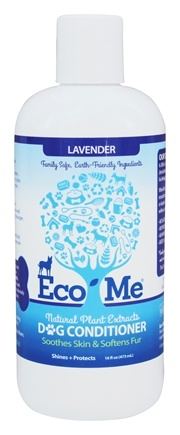 DROPPED: Eco-Me - Dog Conditioner Lavender - 16 oz.