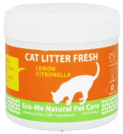 Zoom View - Cat Litter Fresh