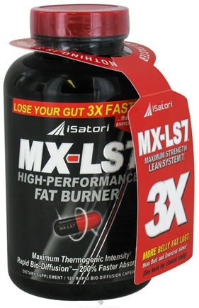 Zoom View - MX-LS7 High-Performance Fat Burner