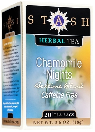 Image result for stash tea chamomile nights