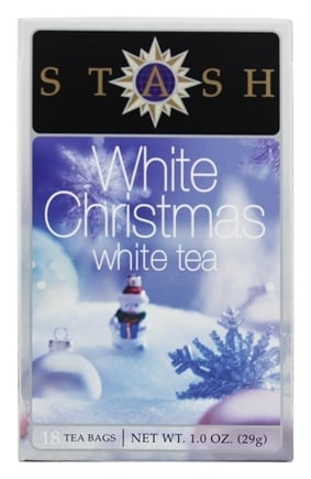 Zoom View - Premium White Christmas White Tea