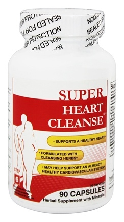 Zoom View - Heart Cleanse Total Body Cleansing System