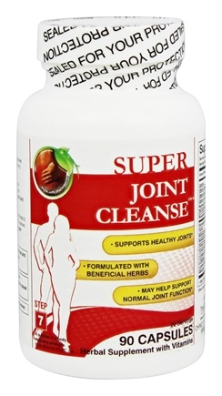 Health Plus - Super Joint Cleanse - 90 Capsules