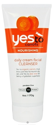 Zoom View - Carrots Daily Cream Nourishing Facial Cleanser