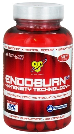 DROPPED: BSN - Endoburn NT N-Tensity Technology - 100 Capsules