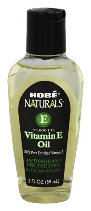 Zoom View - Vitamin E Oil 100% Pure Antioxidant Protection