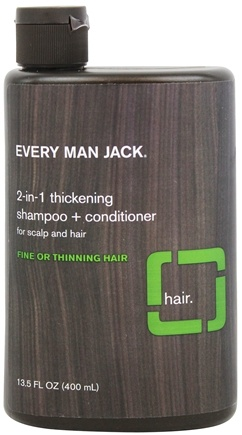 Every Man Jack - 2-in-1 Thickening Shampoo + Conditioner - 13.5 oz.